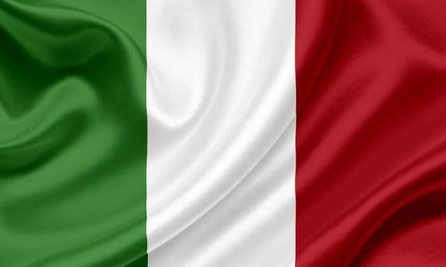 flaga włoska