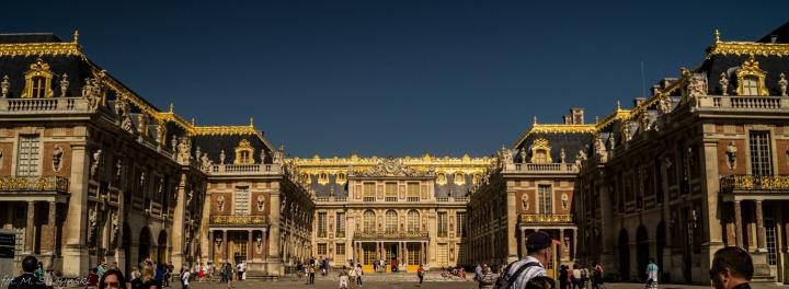 Paryż - Wersal