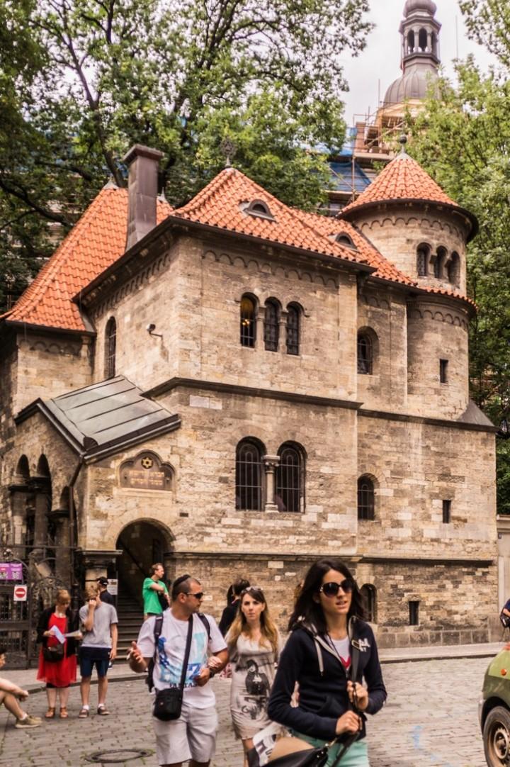 Praga - Sala Obrzędowa