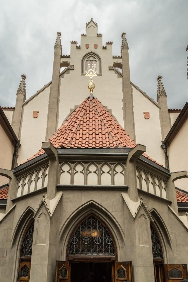 synagoga maisela