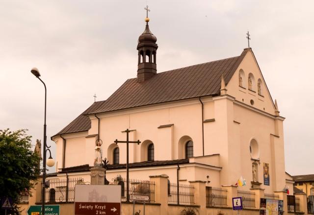 Kościół w Nowej Słupii