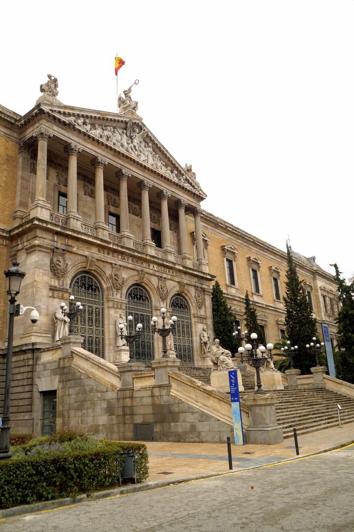 Biblioteka Narodowa w Madrycie