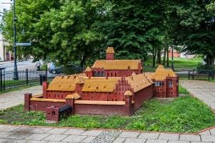 Malbork - makieta zamku
