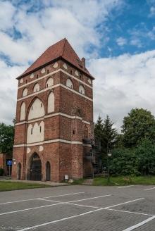 Malbork - brama Garncarska