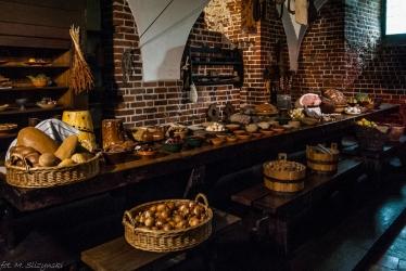 Malbork - Zamek Krzyżacki ekspozycja wewnętrzna