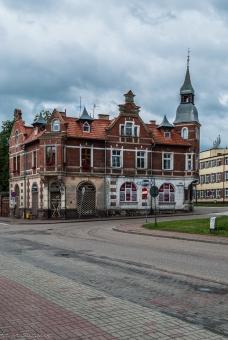 Malbork - ulice