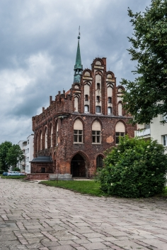 Malbork - Ratusz Staromiejski