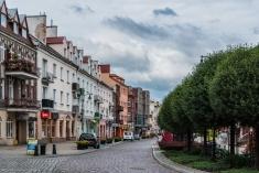 Malbork - centrum
