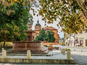 Sremski Kralovci - fontanna