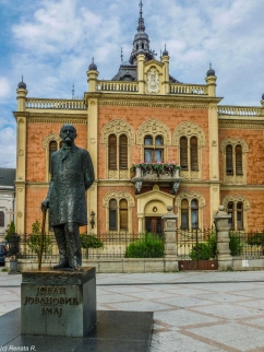 Nowy Sad - Pałac Biskupi