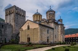 Klasztor Manasija