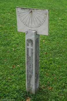 Klasztor Studenica - zegar
