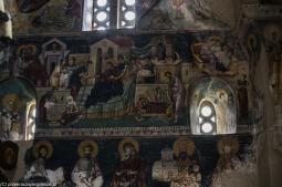 Monastyr Studenica - wnętrza
