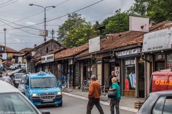 Novi Pazar - ulice