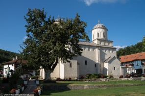 Klasztor Mileseva