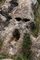 Góry Durmitor - krzyczący kamień
