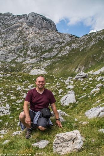Góry Durmitor - Mikołaj