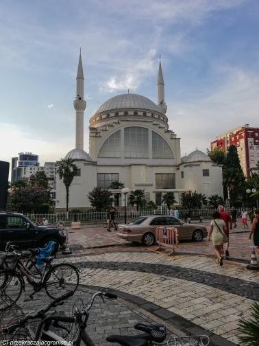 Szkodra - meczet Al-Zamil