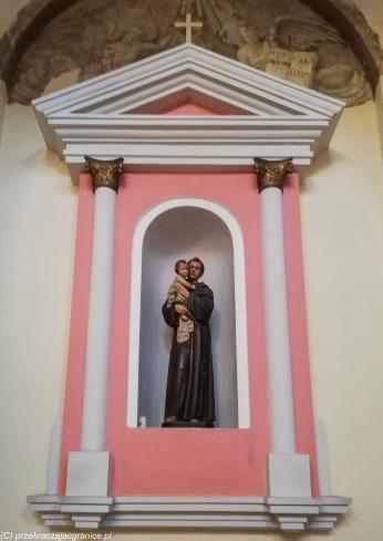 Szkodra - kościół Franciszkanów