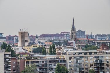Twierdza Petrovaradin - widok