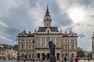 Nowy Sad - Ratusz