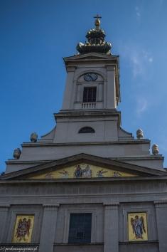 Belgrad - Cerkiew Katedralna św. Michała