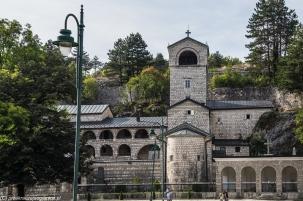 Cetynia - Monastyr Narodzenia Matki Bożej