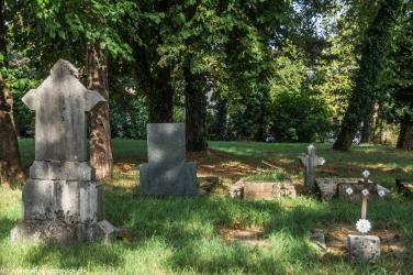 Cetynia - Vlaska Crkva, cmentarz