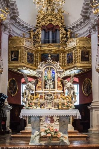 Dubrownik - kościół św. Bartłomieja