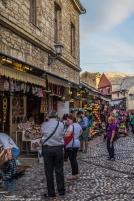 Mostar - uliczni handlarze