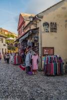 Mostar - uliczny sklep