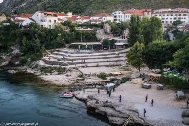Mostar - pod Mostem Pojednania