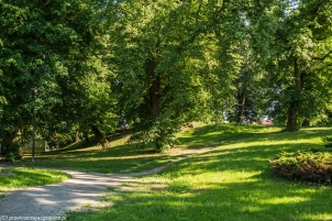 Elbląg - Park Traugutta