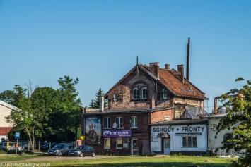 Elbląg - architektura Wyspy Spichrzów