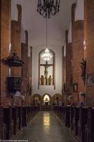 Elbląg - Katedra św. Mikołaja, ołtarz główny