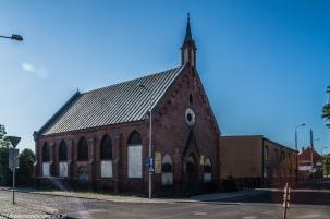 Elbląg - Kościół pw. Dobrego Pasterza