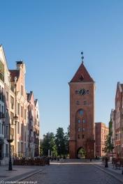 Elbląg - Brama Targowa