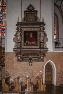 Elbląg - Katedra św. Mikołaja, wnętrza