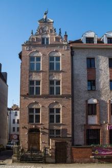 Elbląg - ulica Stary Rynek, kamienica