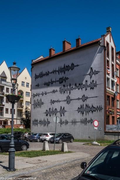 Elbląg - mural