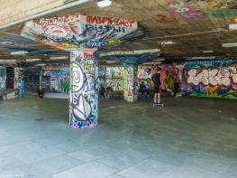 Londyn - skatepark