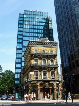 Londyn - architektura