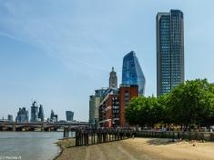 Londyn - plaża