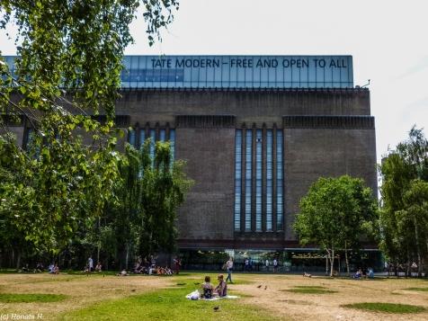 Londyn - Tate Modern