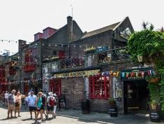 Londyn - typowy angielski pub
