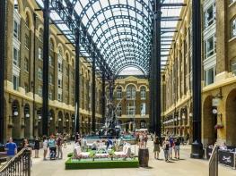 Londyn - Hay's Galleria