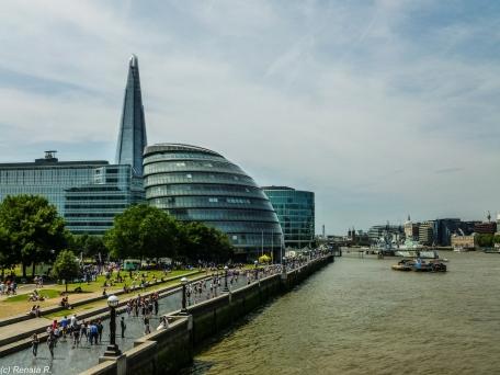 Londyn - Ratusz
