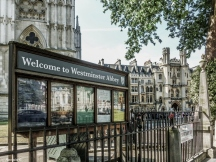 Londyn - Opactwo Westminster