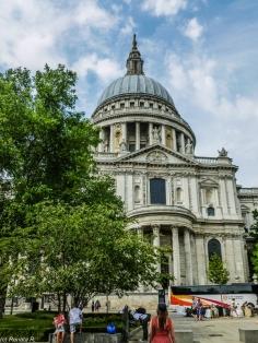 Londyn - Katedra Św. Pawła