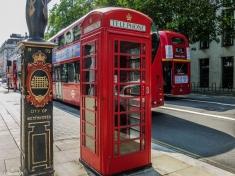 Londyn - znaki szczególne miasta
